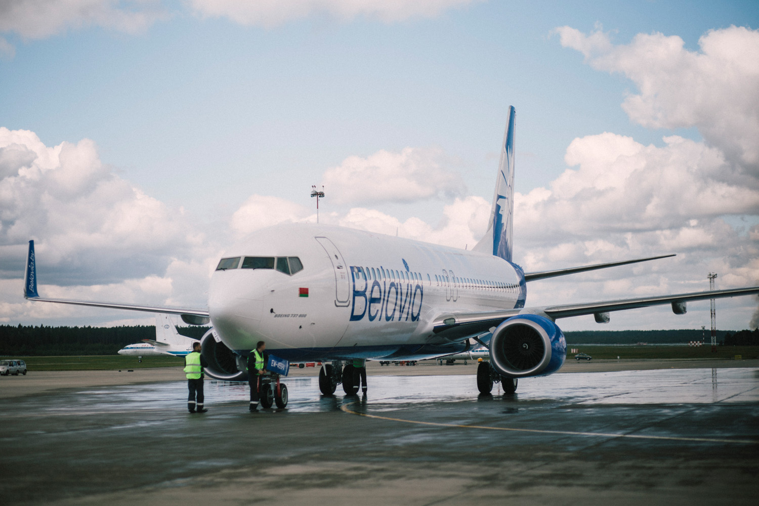 Belavia Big Sale: Flights to Minsk 50% Off