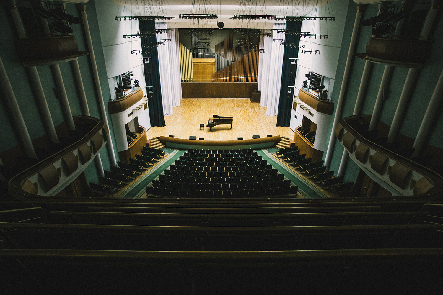 Where to Listen to Classical Music in Minsk?