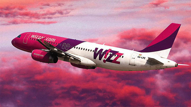 Wizz Air Launches Flights to Minsk
